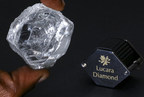 Lucara Recovers 393 Carat Top White Gem Diamond from the Karowe Mine in Botswana