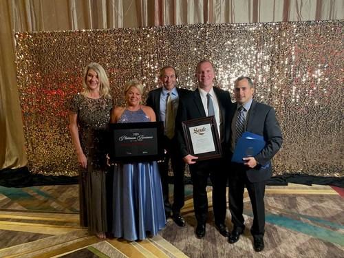 Milgard Windows & Doors Recognized as Platinum Business Partner of the Year
