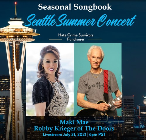 Asian Hall of Fame Seasonal Songbook Seattle Summer Concert