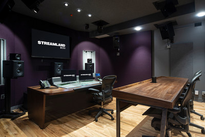 Streamland's picture and sound finishing services now in New York City.