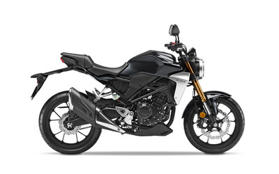 Honda CB300R Photo (CNW Group/Honda Canada Inc.)