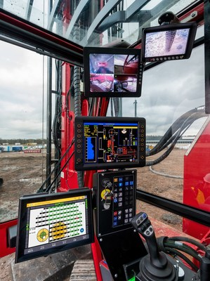 Fundex Equipment to Offer Trimble Groundworks Machine Control System for Piling Rig Guidance