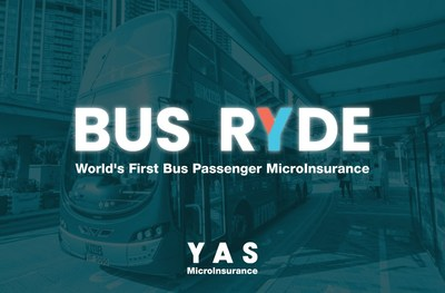 BUS RYDE - World's First Bus Passenger MicroInsurance Connected with Public Transit Card