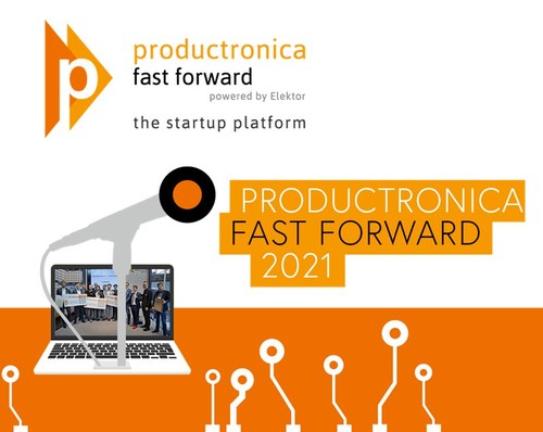 productronica Fast Forward 2021 - powered by Elektor