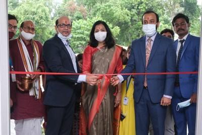 Launched by COO Mr. Anubhav Prashant , Chief consultant Dr Shiwali Tripathi & Dr Abhishek