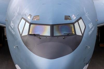 Meta Strategic Mobility KC-135R (Photo by Jivesh Chander/Aviation_Jets_Thrust)