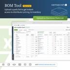 New Product Launch: oemsecrets.com updates Bill of Materials...