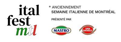 Logo : italfestMTL2021 (Groupe CNW/italfestMTL)