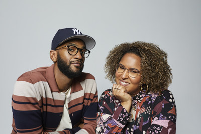 SIRIUSXM'S STITCHER SIGNS BRITTANY LUSE AND ERIC EDDINGS FOR THE RELAUNCH OF THEIR BELOVED SHOW FOR COLORED NERDS