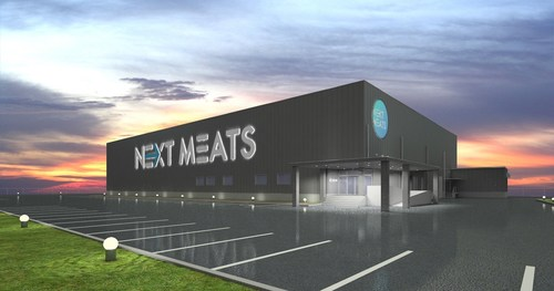 """The final image of the """"NEXT Factory"""" to be ready in the summer of 2022"""