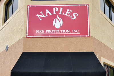 Pye-Barker is proud to acquire Naples Fire Protection!