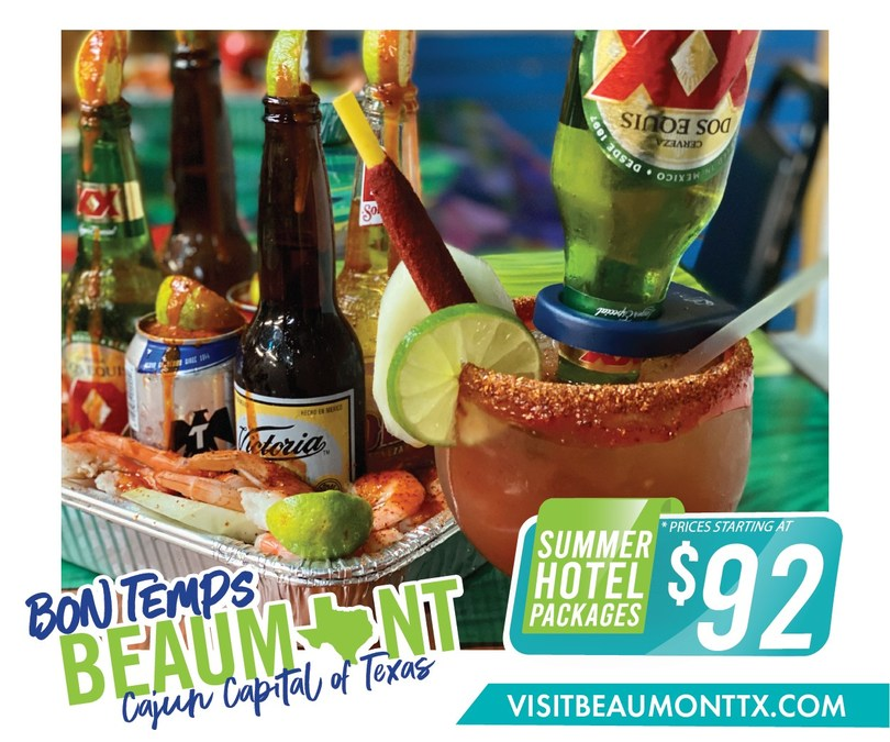 You Deserve a Vacation that Won't Break the Bank. How About a Summer Getaway in Beaumont, Texas?