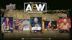 All Elite Wrestling and Upper Deck Ink Multi-Year Exclusive Trading Card and Memorabilia Deal