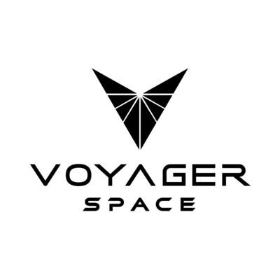 Voyager logo (PRNewsfoto/Voyager Space Holdings Inc.)