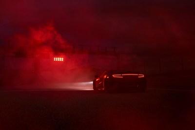 2022 Acura NSX (CNW Group/Honda Canada Inc.)