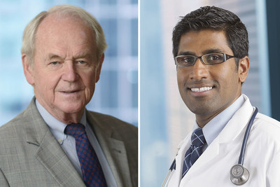 Sir Murray Brennan, MD and Mrinal Gounder, MD