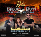 """Reba, Brooks & Dunn Announce Final Show Dates for """"Together..."""