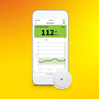 Now cleared in the U.S., Abbott's FreeStyle Libre 2 app helps people manage diabetes right from their iPhone. The app creates a comprehensive, digital experience for FreeStyle Libre users and healthcare professionals and is the only sensor-based glucose monitoring app that allows users to check their glucose with a compatible iPhone every minute with optional real-time alarms. Photo Source: Abbott