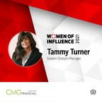 CMG Financial's Tammy Turner Named 2021 HousingWire Women of Influence