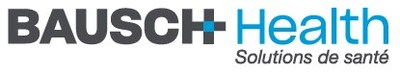Logo de Bausch Health,?Canada (Groupe CNW/Bausch Health)