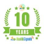 HealthSignals Celebrates 10 Years of Providing Technology...