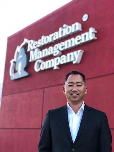 Jon Takata, President of Restoration Management Company