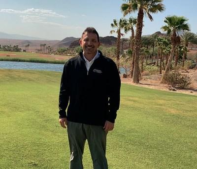 Aaron Murray, Las Vegas branch manager, restaurant management company