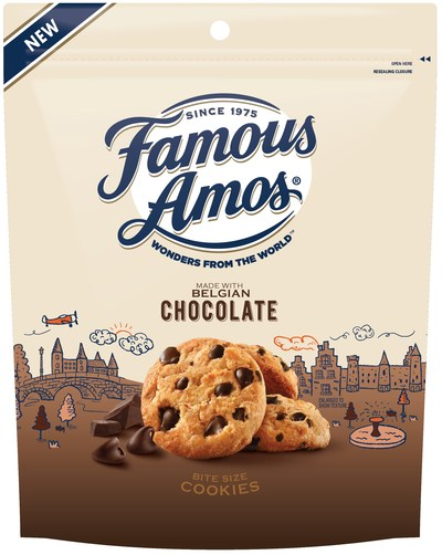 Famous Amos Wonders From the World, Belgian Chocolate Chips