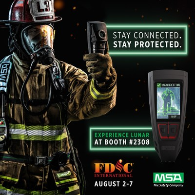 Join MSA at the Annual FDIC in Indianapolis for a Chance to win LUNAR and to see the Company's Connected Technology Platform In Use