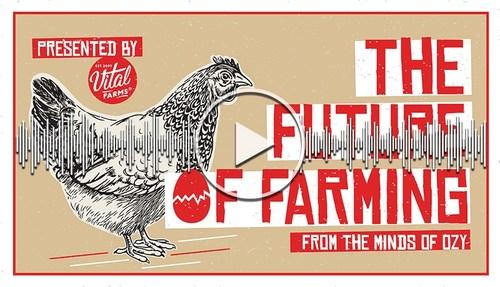 Listen to the future of farming