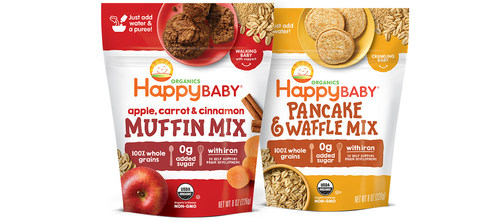 Happy Baby Made Simple Mixes