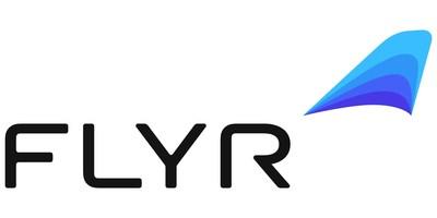 FLYR Labs logo (PRNewsfoto/FLYR Labs)