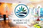 High Tide Opens New Cannabis Retail Store in Milton, Ontario...