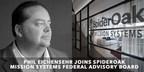Phil Eichensehr Joins SpiderOak Mission Systems Federal Advisory...