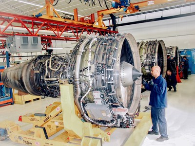 AvAir Secures Engine Material Asset Management with IAI