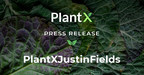 PlantX Announces Chicago Bears Quarterback Justin Fields as Company Ambassador