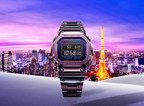 Casio to Release Two-Tone, Purple and Blue Metal G-SHOCK