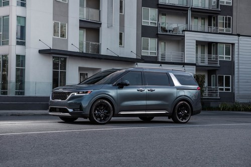 Kia America Announces Highest July Sales in Company History