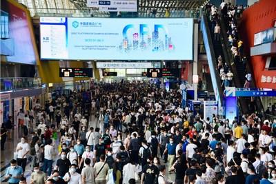 The 24th CBD Fair (Guangzhou) has been scheduled for July 8-11, 2022. (PRNewsfoto/The China (Guangzhou) International Building Decoration Fair)