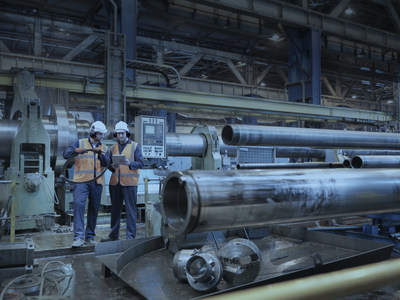 """Quaker Houghton's """"Front-to-Back"""" approach of process fluids and coatings featuring QUAKERCOOL® series coolants and QUAKERCOAT® protective coatings  improve productivity, efficiency and environmental performance for Tube & Pipe manufacturers"""