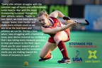 U.S. Women's Field Hockey Team Uses Sustained Acoustic Medicine to Prepare for Olympic Games