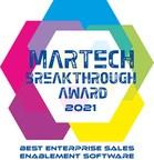 """Emissary Named """"Best Enterprise Sales Enablement Software"""" For..."""