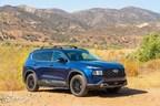 2022 Hyundai Santa Fe Adds Rugged XRT Appearance Trim