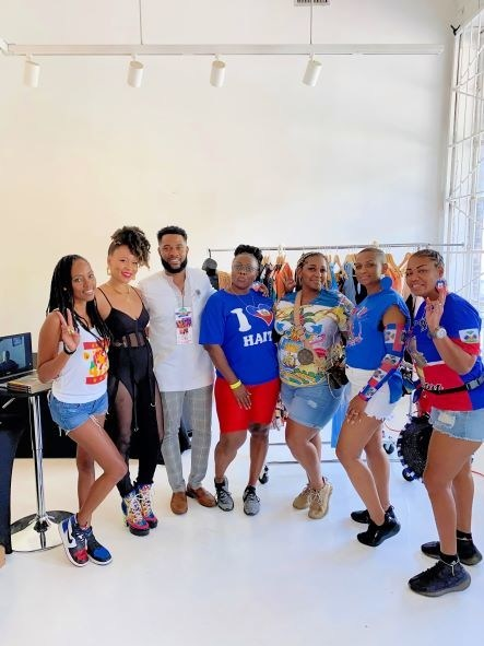 Houston got a taste of Caribbean culture during the Caribbean 1 Music Festival curated by George Sainteus