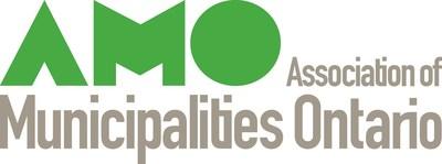 Association of Municipalities of Ontario logo (CNW Group/Association of Municipalities of Ontario)