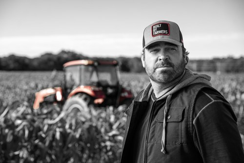 """Lee Brice, country music singer and songwriter, is the newest brand ambassador for Case IH. Brice's just-released song """"Farmer"""" recognizes those who dedicate their lives to fueling the world."""