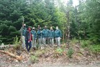 Planting in National Parks Underway as Part of Canada's Two Billion Tree Commitment