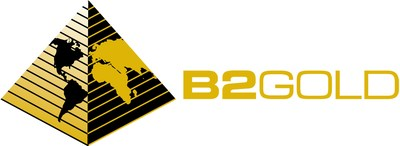 B2Gold Corp. Logo (CNW Group/B2Gold Corp.)