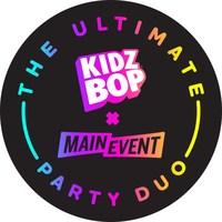 KIDZ BOP x Main Event Logo