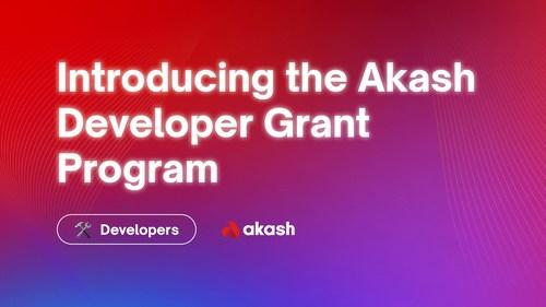 Akash Developer Grant Program